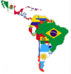 Latin America with flag.png